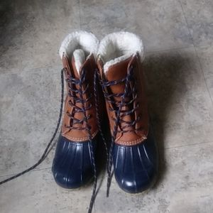 Woman rampage boots